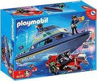 Playmobil Polizeiboot 4429