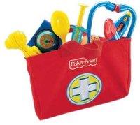 Mattel L6556 Fisher-Price Arzttasche