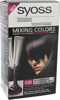 syoss Mixing Colors 1-13 Brombeer-Schwarz-Mix