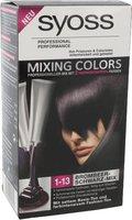 syoss Mixing Colors 1-13 Brombeer-Schwarz-Mix