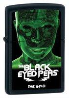 Zippo Black Eyed Peas - The E.N.D
