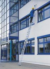 Steigtechnik Profi Seilzugleiter 2-teilig 2 x 17 (11106)