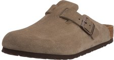 Birkenstock Boston Suede taupe