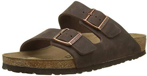 Birkenstock Arizona Waxy Leather habana