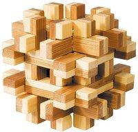 Fridolin IQ-Test - Puzzle aus Bambus - Magic Blocks (17493)
