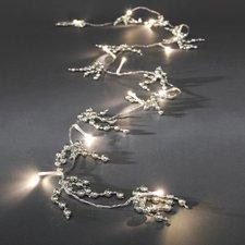 Konstsmide Perlen-Lichterkette 12er warmweiß