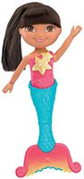 Mattel Dora The Explorer Dive And Swim Mermaid