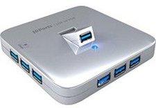 Sedna 10 Port USB 3.0 HUB (Schwarz)