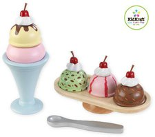 KidKraft Eisbecher-Set