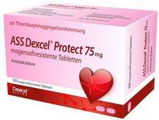 Dexcel ASS Dexcel Protect 75 mg magensaftres. Tabletten (100 Stk.)