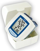 L.A. Sports Body Coach Blutdruckmessgerät weiß