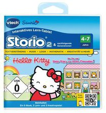 Vtech Storio 2 Lernspiel Hello Kitty