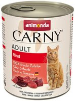Animonda Petfood Carny Adult Rind (800 g)