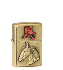 Zippo Year of the Horse