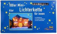 Idena Mini-Lichterkette 100er klar (8582168)