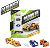 Spin Master Nano Speed - Cars 2 Pack