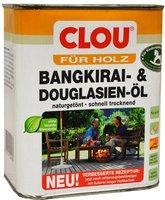 Clou Bangkirai Öl 750 ml