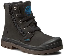 Palladium Pampa Hi Leather Kids