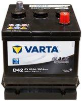 Varta Black dynamic 6 V 66 Ah (077 017 036)