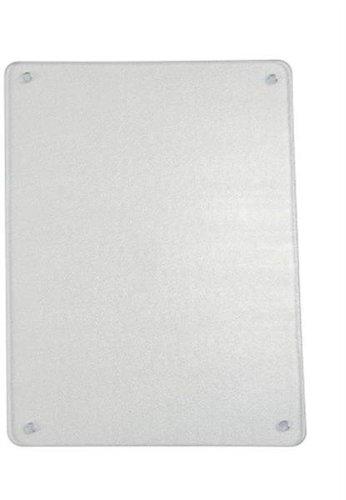 Kesper Glas-Schneidebrett 40 x 30 cm