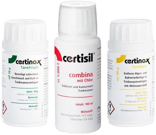 Certisil certibox 100