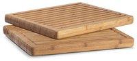 Zeller Kombi-Schneidebrett Bamboo (25247)