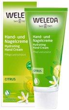 Weleda Citrus Hand- und Nagelcreme (50 ml)