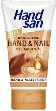 Handsan Handcreme dezent parfümiert (75 ml)
