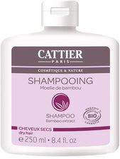 Cattier Shampoo Dry Hair Bambu Extract (250 ml)