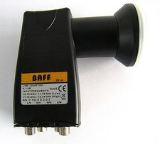 BAFF Germany Slim Quattro LNB