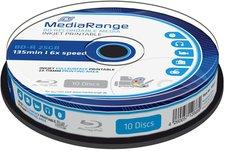 MediaRange BD-R bedruckbar