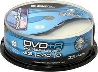 Emtec DVD+R Double Layer