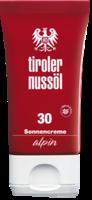 Tiroler Nussöl alpin Sonnencreme LSf 30 (40 ml)