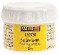 Faller Naturstein Steinpaste dunkelgelb 100 g (170920)