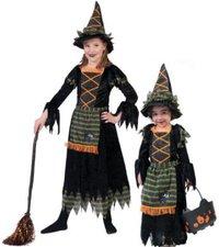 Funny Fashion Kostüm Hexlein Lya