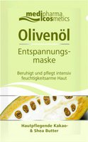 Medipharma Olivenöl Entspannungsmaske (15 ml)