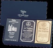 Taylor of Old Bond Street Mixed Hand Soap Handseife (3 x 200 g)