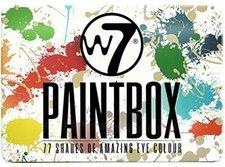 W 7 Cosmetics Paintbox 77 Colour Eyeshadow Set