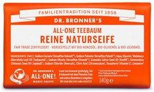 Dr. Bronner's Reine Naturseife Teebaum (140 g)
