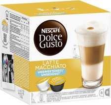 Nescafe Dolce Gusto Latte Macchiato Ungesüsst