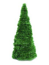 Europalms Tannenbaum kegelförmig 180 cm