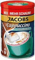 Jacobs Cappuccino entkoffeiniert