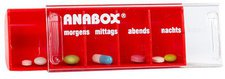 AnMed Anabox Tagesbox Hellrot