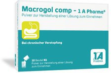 1A Pharma Macrogol comp Pulver (10 Stk.)