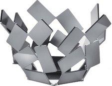 Alessi Teelichthalter La Stanza dello Scirocco Edelstahl 5,7 cm