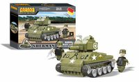 Best-Lock Sherman Panzer (01640)