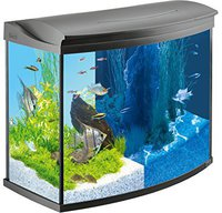 Tetra AquaArt Evolution Line Aquarium Komplett-Set 130 l
