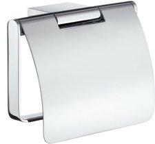 Smedbo Air Toilettenpapierhalter mit Deckel (AK3414)