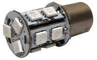 Eufab SMD-LED BA15S rot