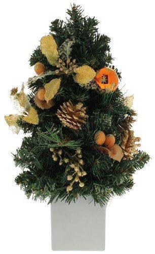 Geschmückter Weihnachtsbuam